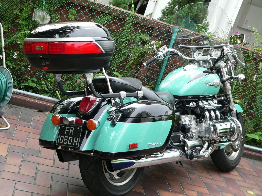 The Honda Valkyrie Cruiser Of The Decade
